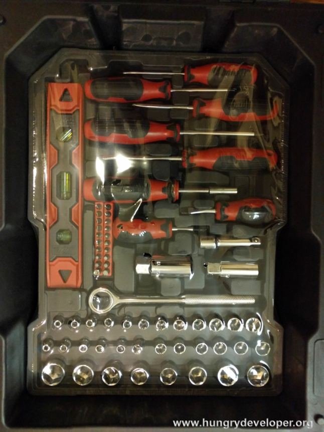 SKIL Tool Set, 191-Pc (1)